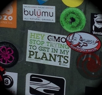 Boulder loves its stickers.